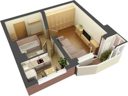 Компания ремонт квартир